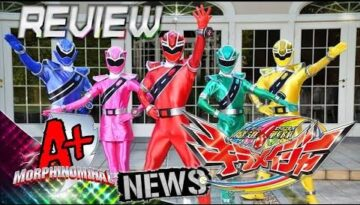 Dino Knight Sentai Ryuusouger Episode 43 English Sub
