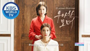 Gracious Revenge Episode 73 English SUB