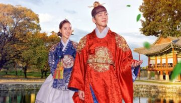 Queen Love And War Episode 16 English Sub