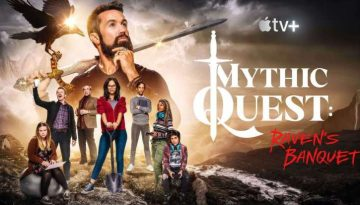Mythic Quest: Raven's Banquet – Apple TV+ Season 1 Review