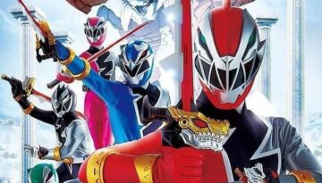 Dino Knight Sentai Ryuusouger Episode 47 English SUB