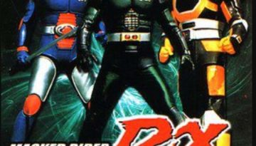 Kamen Rider Black RX Episode 6 English SUB
