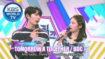 Music Bank Episode 1016 English SUB