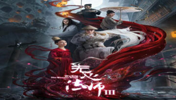 WuXin: The Monster Killer Season 3 Episode 8 ENGLISH SUB