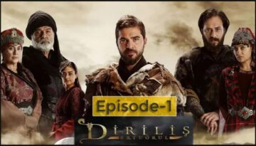 Dirilis Ertugrul: Season 1 Episode 1
