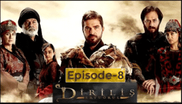 DIRILIS ERTUGRUL SEASON 1 EPISODE 8