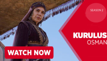 Kurulus Osman Season 2 Episode 8 in Urdu Subtitles